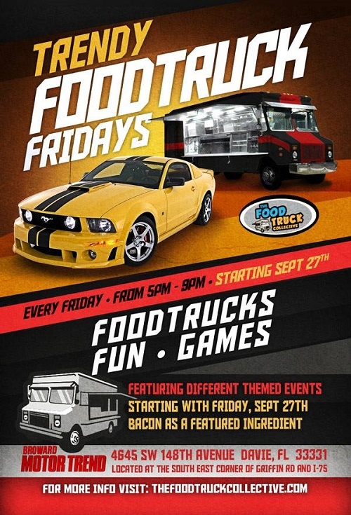Food Truck Friday Fort Lauderdale