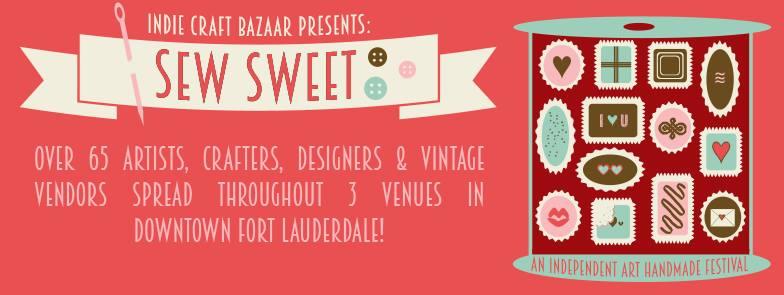 sew sweet banner