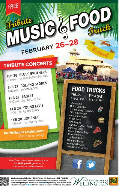 Food Truck Festival Wellington