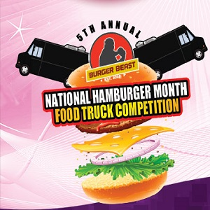 Cheeseburger Baby Food Truck