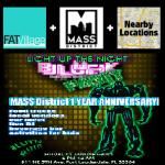 Artwalk FAT Village and MASS District