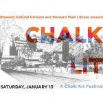 chalk lit festival