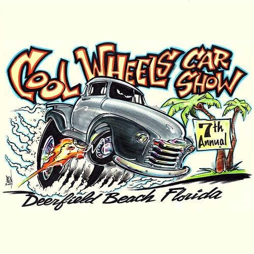 Cool Wheels Car Show