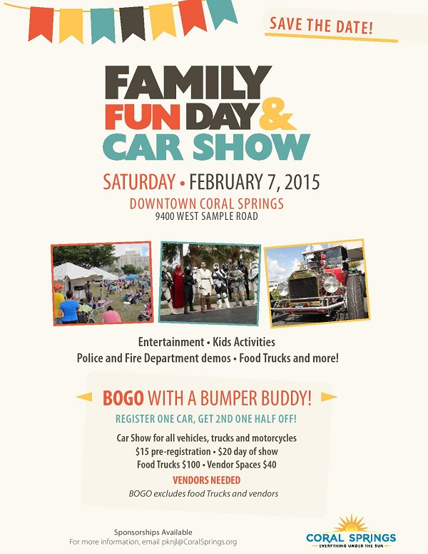 car show coral springs
