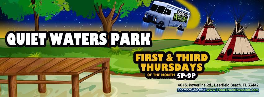 Quiet Waters Park Thursdays
