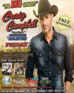 Craig Campbell May 27
