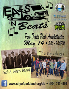 Eats & Beats May 14