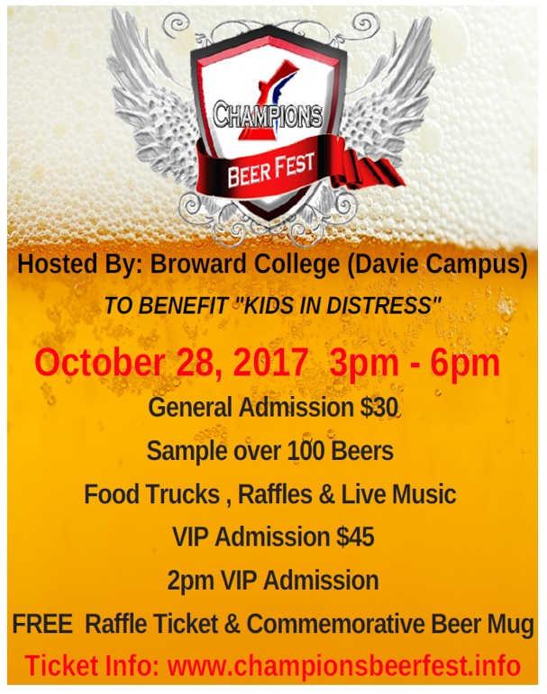 champions beer fest-flyer