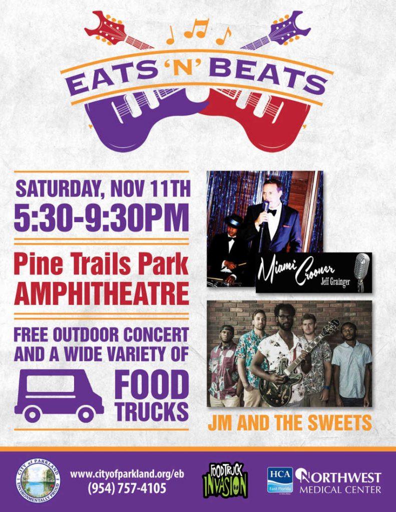 Eats and Beats November