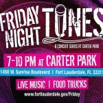 Friday Night Tunes