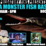 Monster Fish Bash