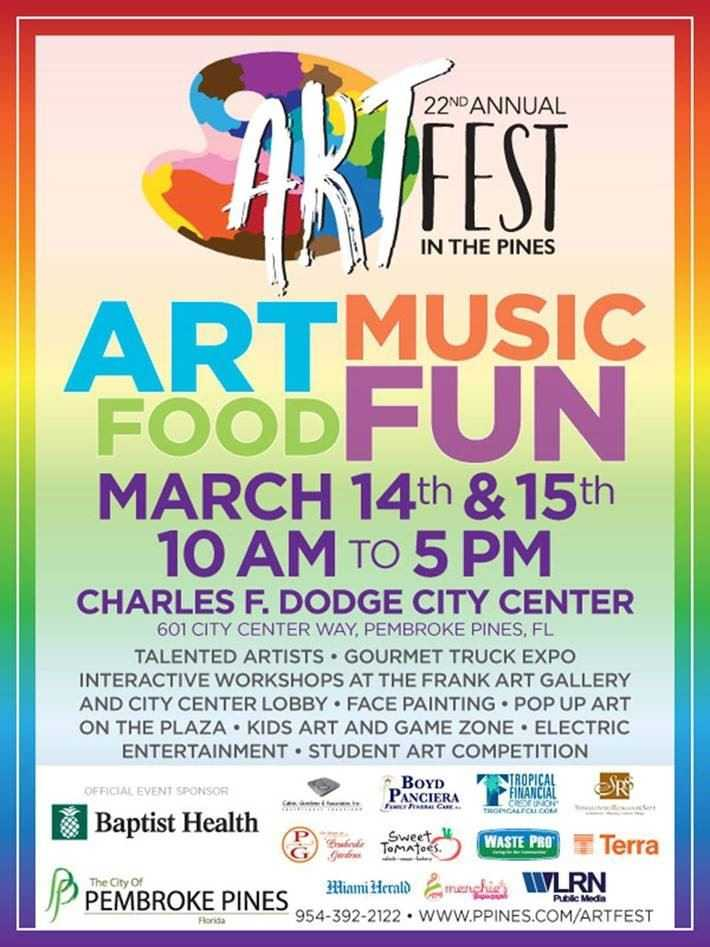 Artfest in the Pines 2020