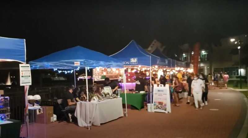 wellington twilight market